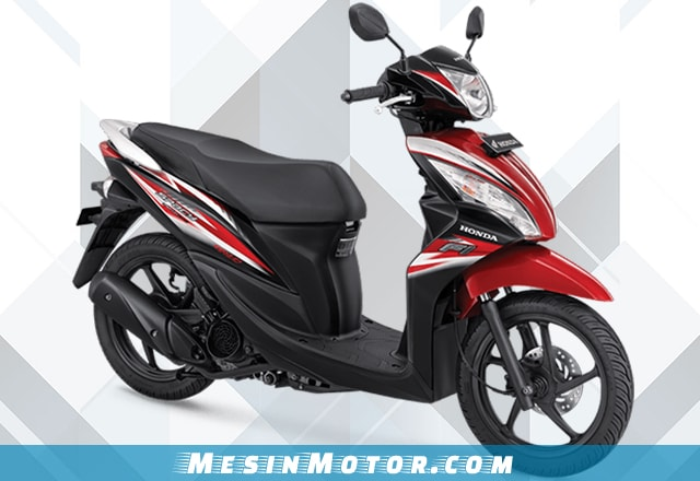 Honda New Spacy FI