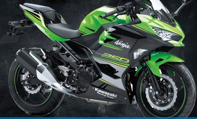 Spesifikasi dan Harga Kawasaki Ninja 250 FI