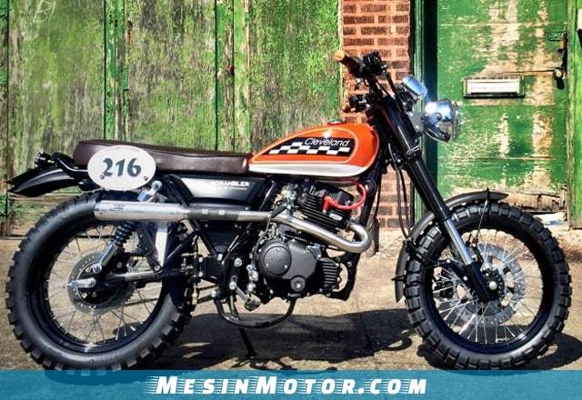 Harga Motor Cleveland CyclewerksAce Scrambler