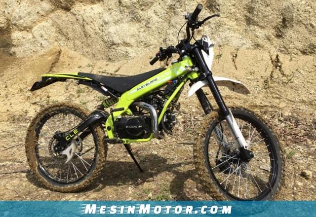 Harga Motor Cleveland Cyclewerks Fxr