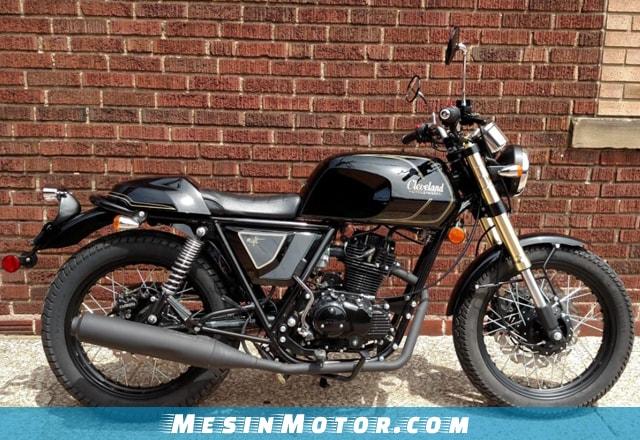 Harga Motor Cleveland CyclewerksMisfit