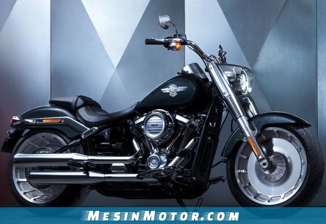 Harga Motor Harley Davidson Softail
