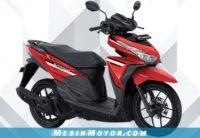 Harga Motor Matic Honda