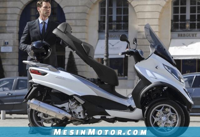 Harga Motor Piaggio MP3 Business