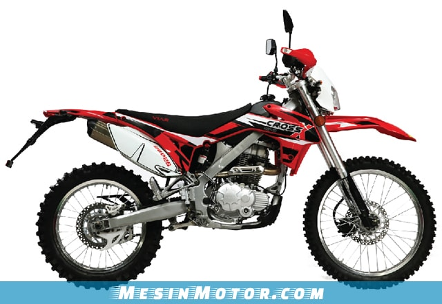 Harga Motor Viar Trail Cross X 200 ES