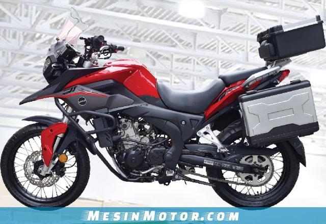 Harga Motor Viar Vortex 250