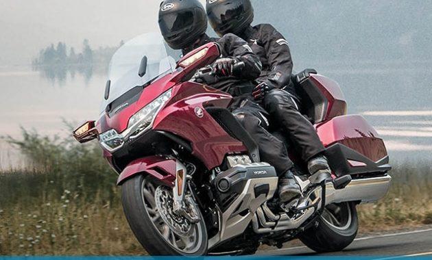 Spesifikasi dan Harga Honda Gold Wing Terbaru