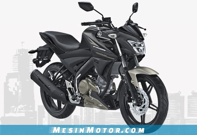 All New Yamaha Vixion