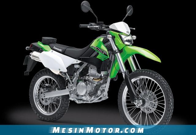 Daftar Harga Motor Trail Kawasaki Terbaru