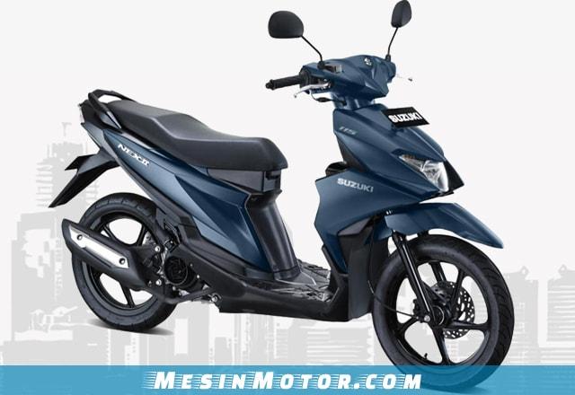 Harga Suzuki Nex II Elegant Premium