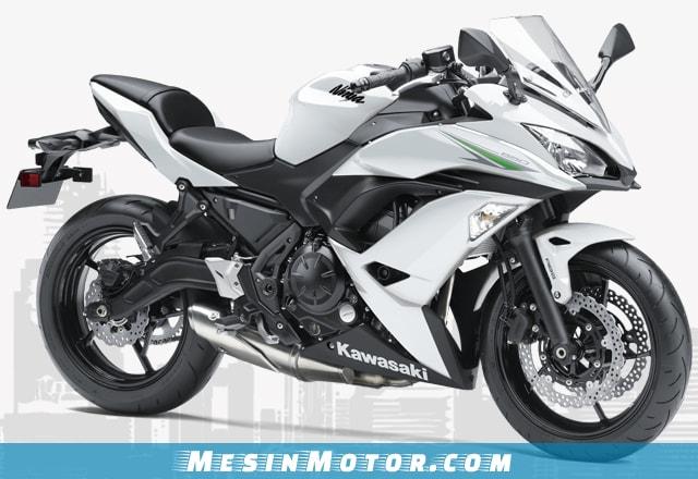 Kawasaki New Ninja 650 SE