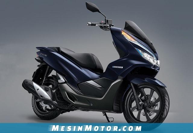 Spesifikasi dan Harga Honda PCX Hybrid 2018