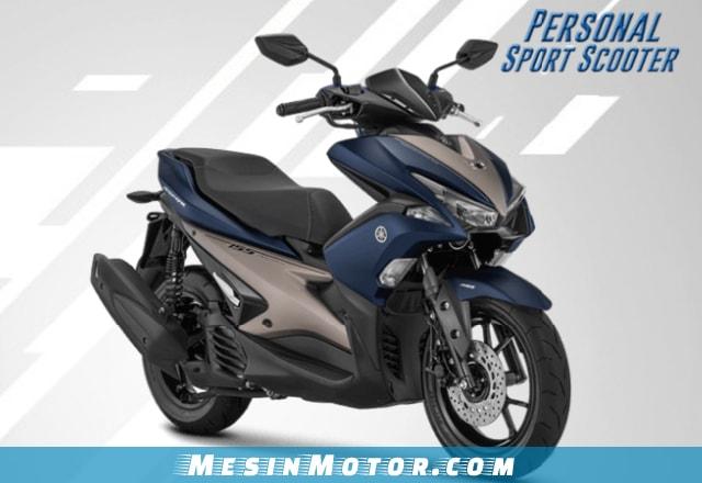 Motor Maxi Yamaha Aerox 155 VVA S-Version