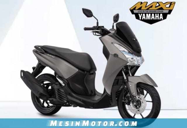 Motor Maxi Yamaha Lexi