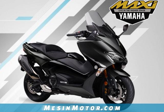 Motor Maxi Yamaha TMAX