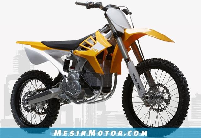 Motor Listrik Alta Motors Redshift MX
