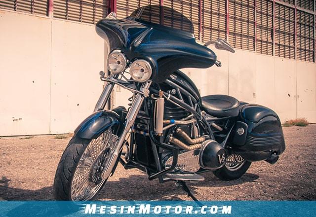 Motor Listrik Brutus V9