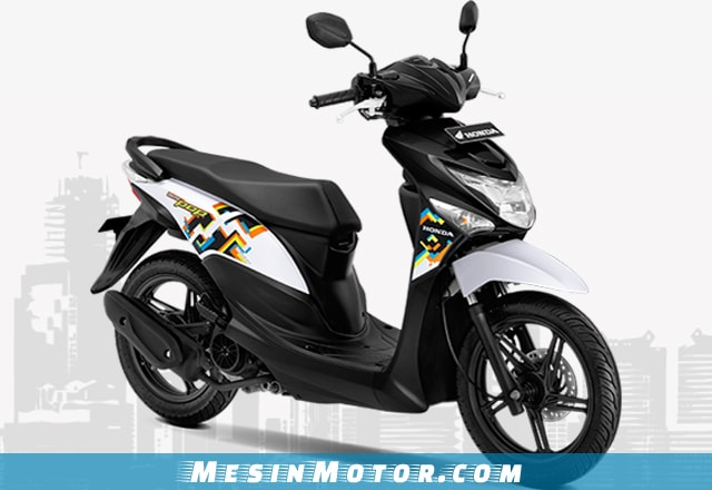 Motor Matic Murah All New Honda Beat Pop
