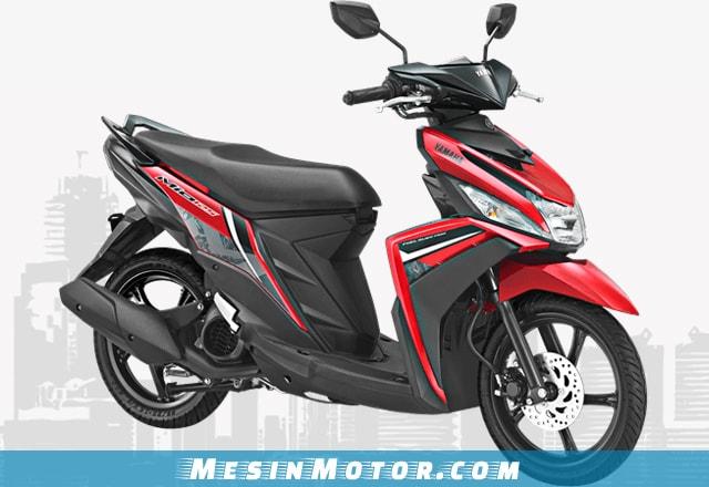 Motor Matic Murah Yamaha Mio M3