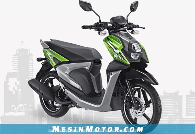 Motor Matic Murah Yamaha X Ride 125