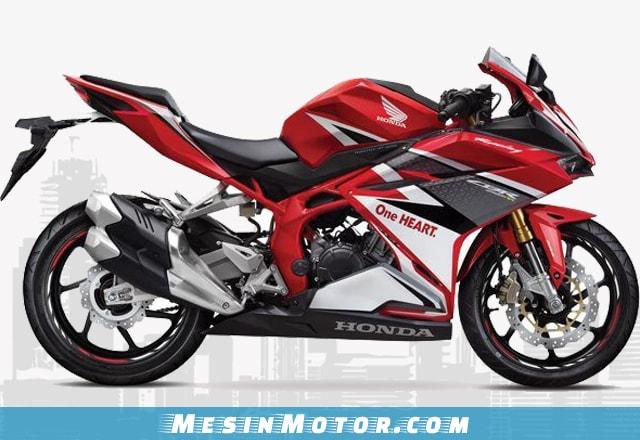 Motor Sport 250cc Honda CBR250RR - ABS Red