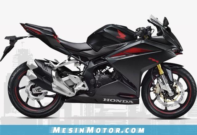 Motor Sport 250cc Honda CBR250RR - STD Black
