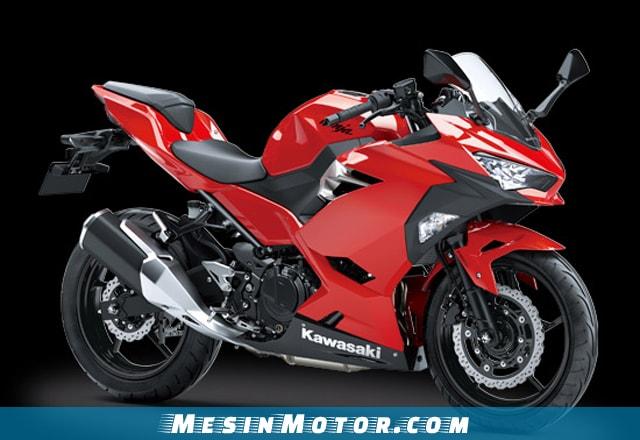 Motor Sport 250cc Kawasaki Ninja 250 2018