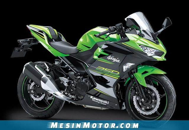 Motor Sport 250cc Kawasaki Ninja 250 SE 2018