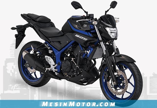 Motor Sport 250cc Yamaha MT-25