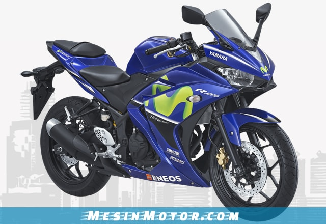 Motor Sport 250cc Yamaha R25 Movistar