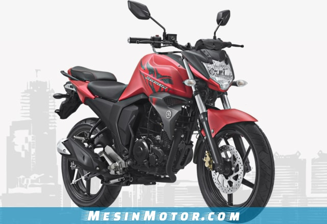 Motor Sport All New Yamaha Byson FI