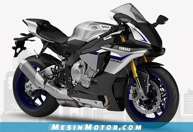 Motor Sport All New Yamaha R1M