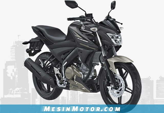 Motor Sport All New Yamaha Vixion