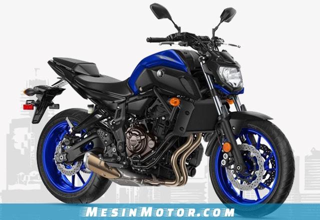 Motor Sport Yamaha MT-07