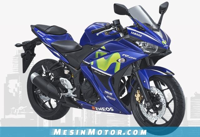 Motor Sport Yamaha R25 Movistar