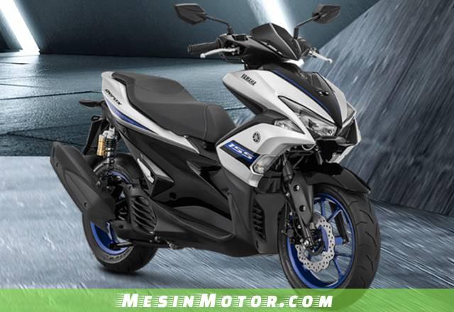 Yamaha Aerox155VVA R-Version