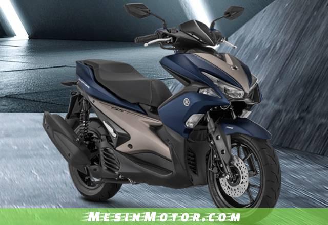 Yamaha Aerox155VVA S-Version