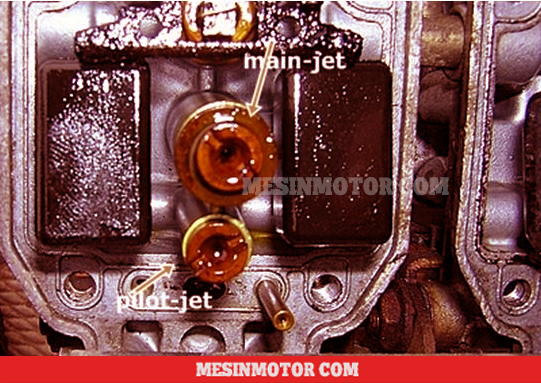 pilot-jet