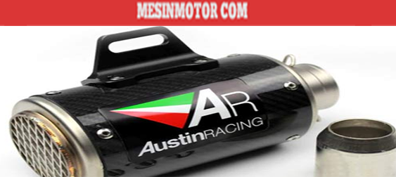Knalpot Racing Motor Terbaik