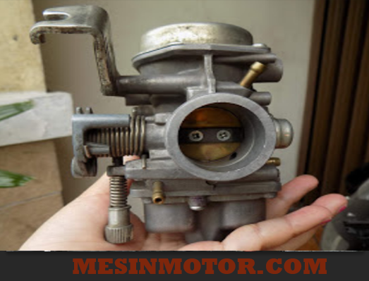 Cara Menyetel Karburator Mio
