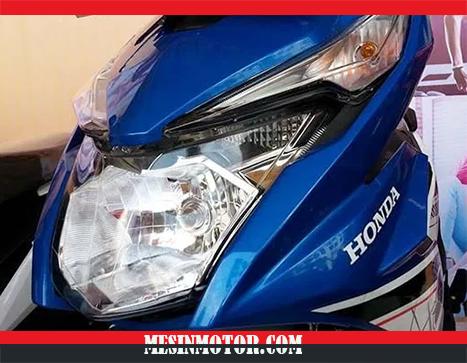 Cara Memasang Lampu Led di Motor Beat