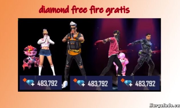 cara mendapatkan diamond ff