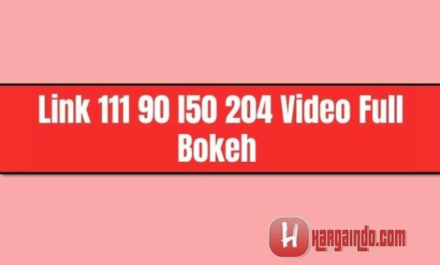 link 111 90 l50 204 video full bokeh