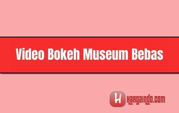 video bokeh museum bebas