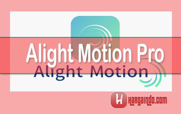 Tentang Alight Motion Pro