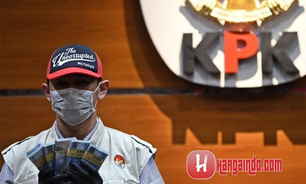 Tunjangan Perbulan Ketua KPK yakni: